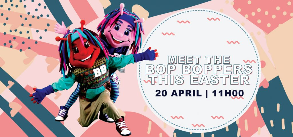 Meet the Bop Boppers at Willowbridge Shopping Centre