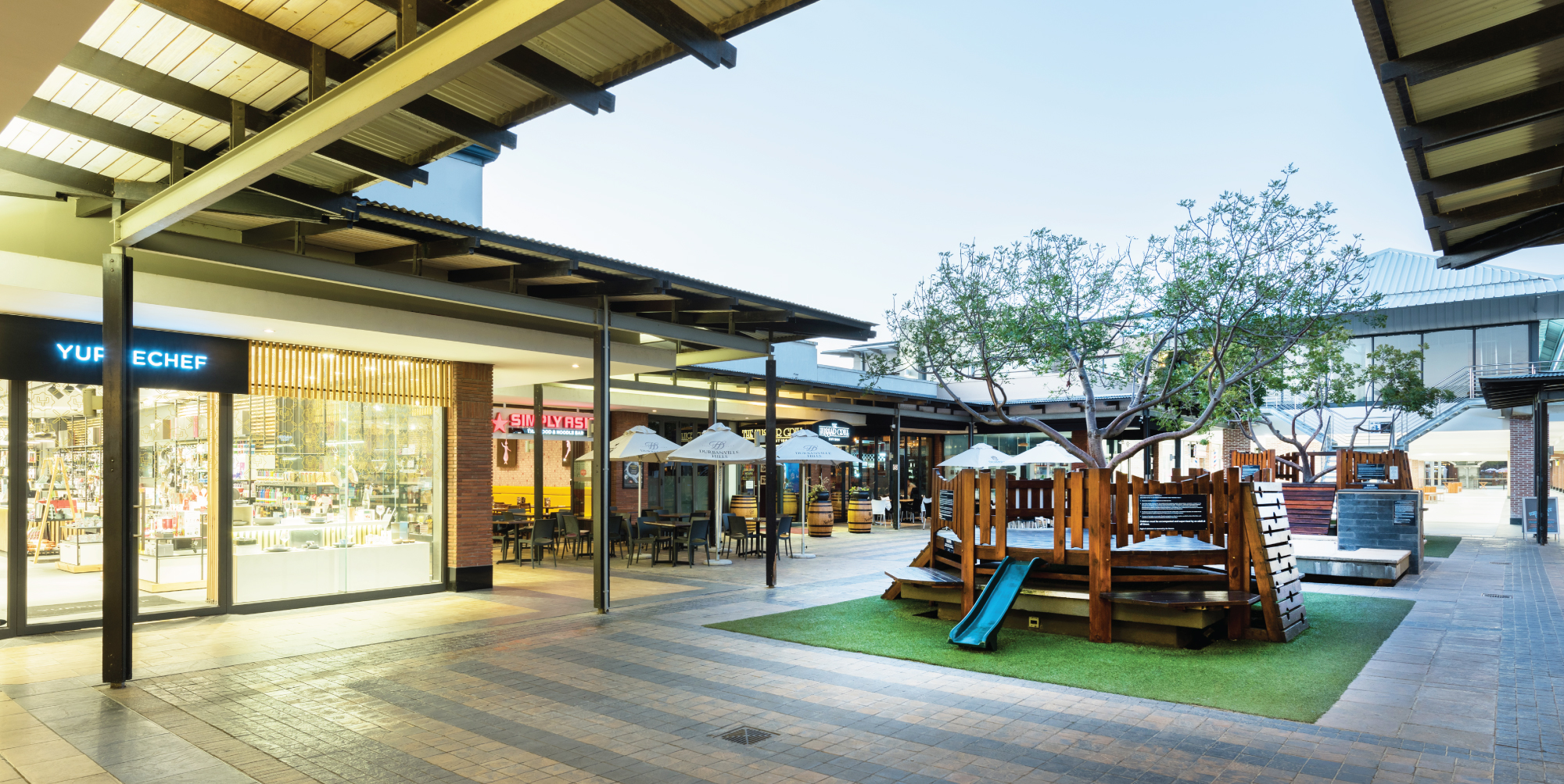 Willowbridge Shopping Centre Relaunch